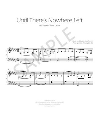 ad she'ein yoter le'an Until There's Nowhere Leftsample_00012 - Copy