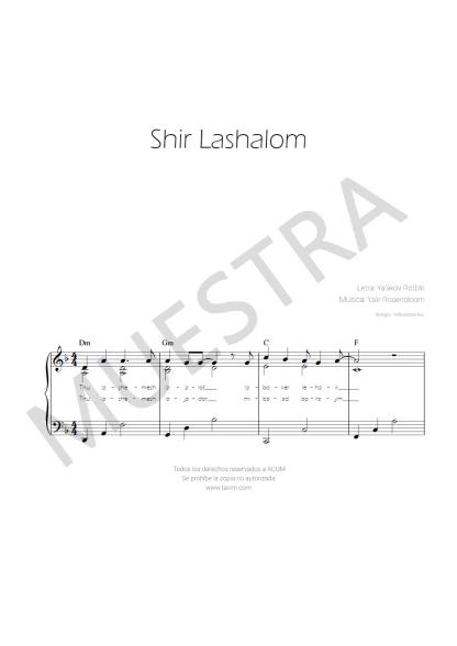 שיר לשלום פסנתר בינוני ספרדית דוגמה_0001